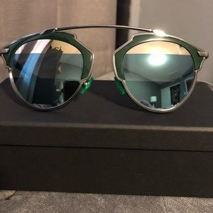 New so real 48mm aviator Dior Sunglasses